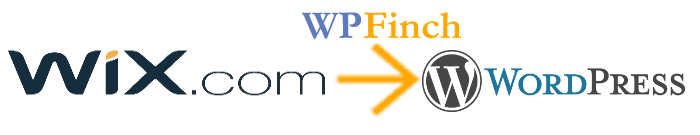 Migrate or transfer your Wix website to WordPress